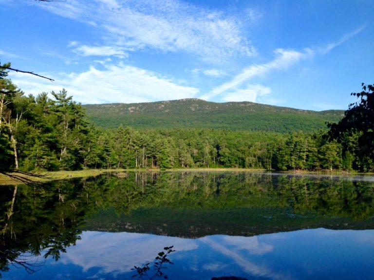 Hike Mount Monadnock